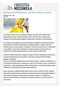 articolo industria meccanica